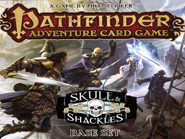 Bild zu Alle Brettspiele-Spiel Pathfinder Adventure Card Game: Skull & Shackles - Base Set