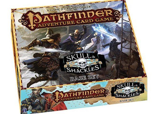 Pathfinder Adventure Card Game: Skull & Shackles - Base Set Bild 1