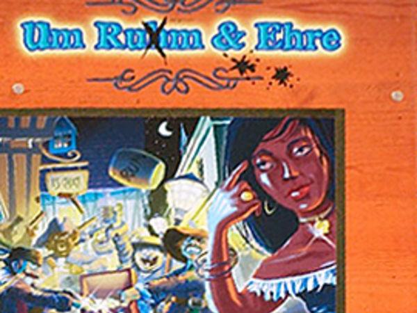 Bild zu Alle Brettspiele-Spiel Um Ru(h)m und Ehre