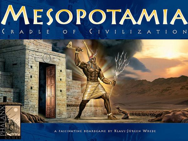 Bild zu Alle Brettspiele-Spiel Mesopotamien