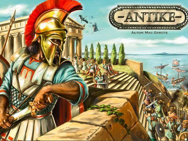 Bild zu Alle Brettspiele-Spiel Antike