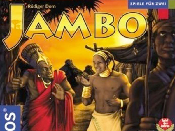 Bild zu Alle Brettspiele-Spiel Jambo