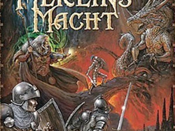 Bild zu Alle Brettspiele-Spiel Schatten über Camelot: Merlins Macht