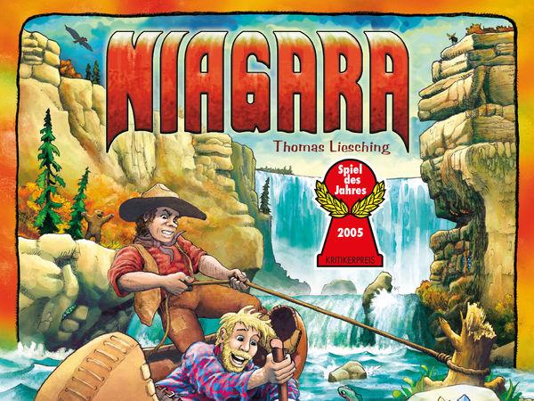 Bild zu Alle Brettspiele-Spiel Niagara