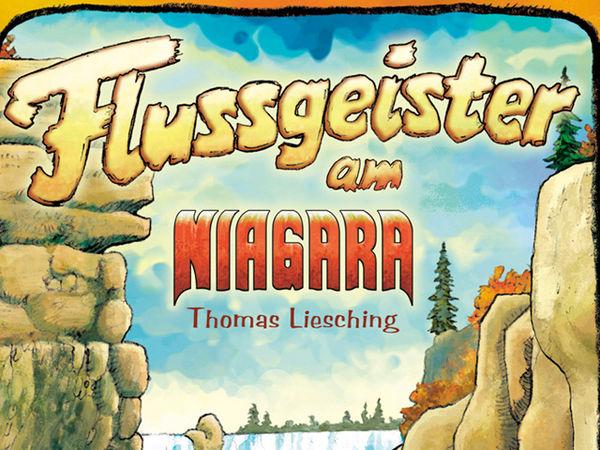 Bild zu Alle Brettspiele-Spiel Flussgeister am Niagara