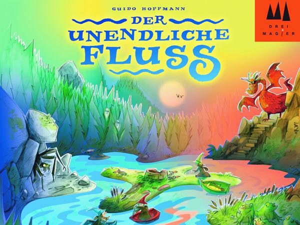 Bild zu Alle Brettspiele-Spiel Der unendliche Fluss