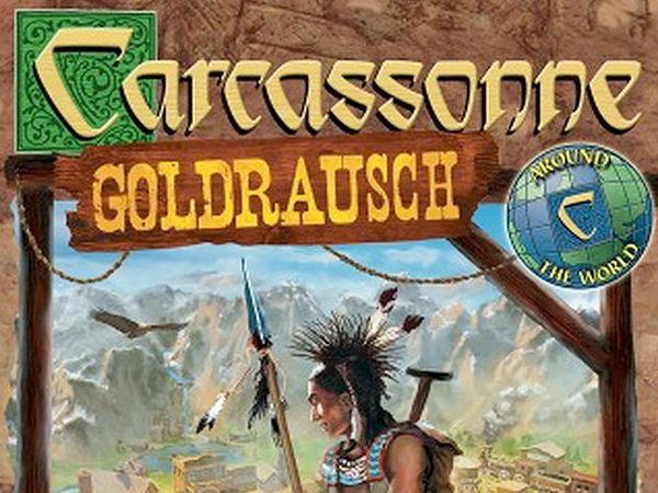 Bild zu Alle Brettspiele-Spiel Carcassonne: Goldrausch