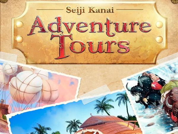 Bild zu Alle Brettspiele-Spiel Adventure Tours