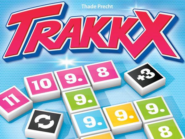Bild zu Alle Brettspiele-Spiel Trakkx