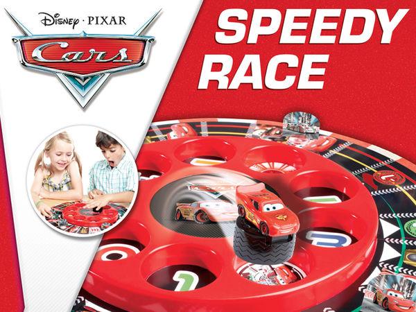 Bild zu Alle Brettspiele-Spiel Speedy Race