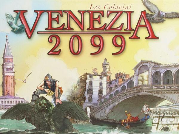 Bild zu Alle Brettspiele-Spiel Venezia 2099