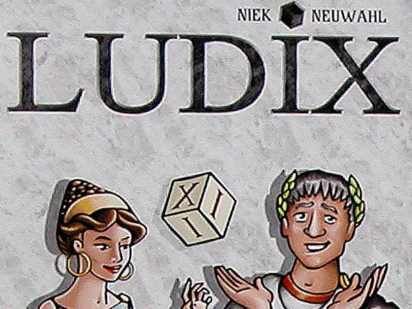 Bild zu Alle Brettspiele-Spiel Ludix