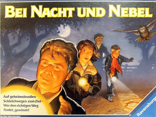 Bild zu Alle Brettspiele-Spiel Bei Nacht und Nebel
