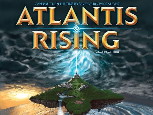 Bild zu Alle Brettspiele-Spiel Atlantis Rising