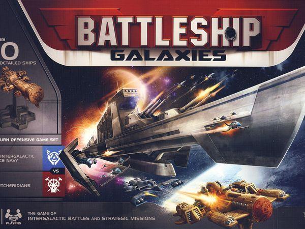 Bild zu Alle Brettspiele-Spiel Battleship Galaxies