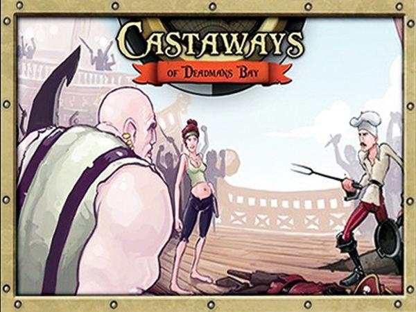 Bild zu Alle Brettspiele-Spiel Castaways of Deadmans Bay