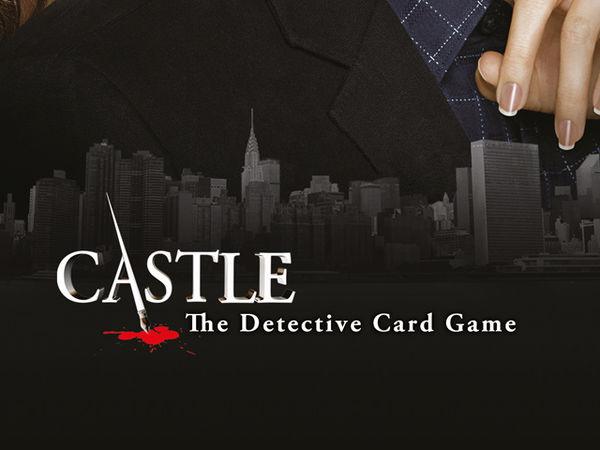 Bild zu Alle Brettspiele-Spiel Castle: The Detective Card Game