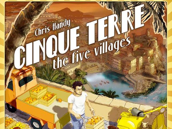 Bild zu Alle Brettspiele-Spiel Cinque Terre