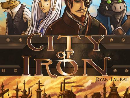 City of Iron