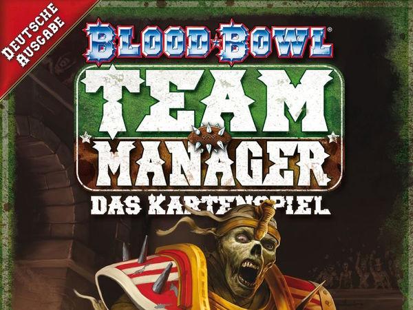 Bild zu Alle Brettspiele-Spiel Blood Bowl Team Manager: Sudden Death Erweiterung