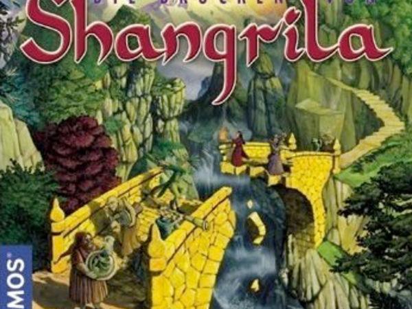 Bild zu Alle Brettspiele-Spiel Die Brücken von Shangrila