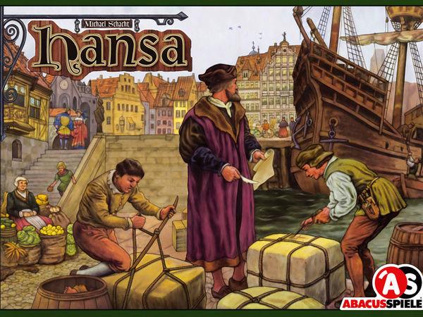 Bild zu Alle Brettspiele-Spiel Hansa