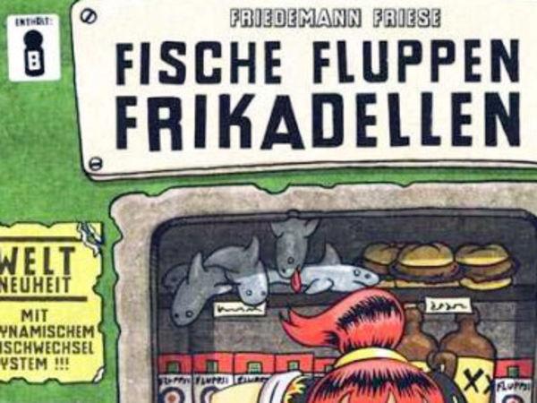 Bild zu Alle Brettspiele-Spiel Fische Fluppen Frikadellen