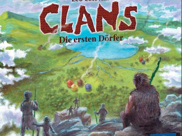 Bild zu Alle Brettspiele-Spiel Clans