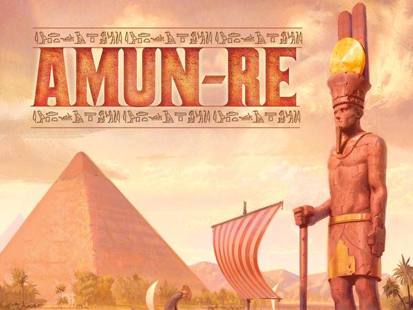 Bild zu Alle Brettspiele-Spiel Amun-Re
