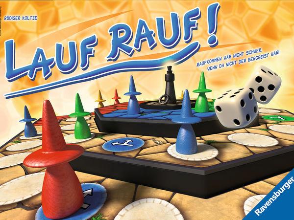 Bild zu Alle Brettspiele-Spiel Lauf rauf!