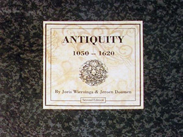 Bild zu Alle Brettspiele-Spiel Antiquity
