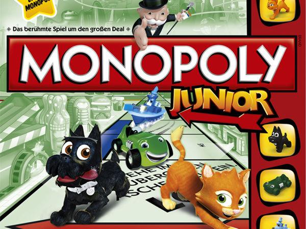 Bild zu Alle Brettspiele-Spiel Monopoly Junior