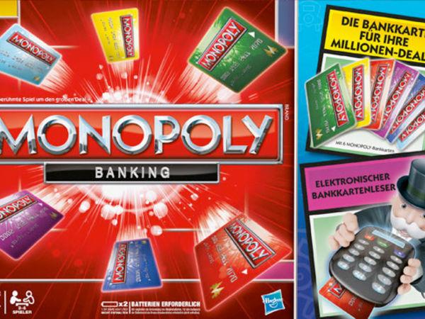 Bild zu Alle Brettspiele-Spiel Monopoly Banking
