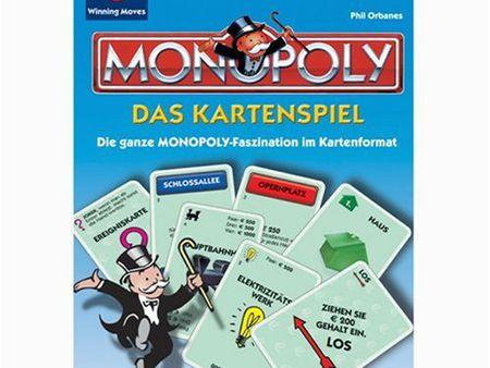 Monopoly: Das Kartenspiel