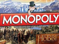 Monopoly: Der Hobbit - Eine unerwartete Reise