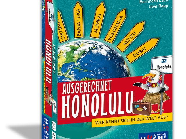 Ausgerechnet Honolulu Bild 1
