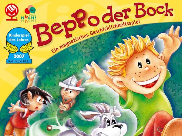 Bild zu Alle Brettspiele-Spiel Beppo der Bock