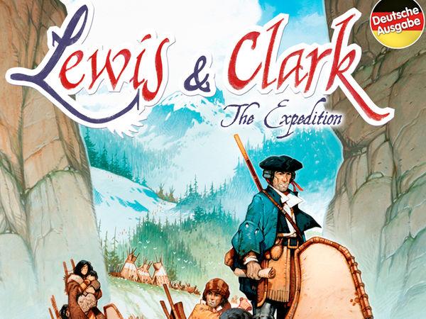 Bild zu Alle Brettspiele-Spiel Lewis & Clark