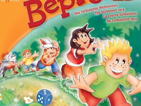 Beppo: Das turbulente Wettrennen