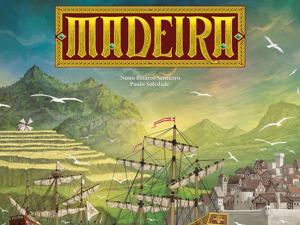 Bild zu Alle Brettspiele-Spiel Madeira