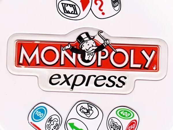 Bild zu Alle Brettspiele-Spiel Monopoly Express