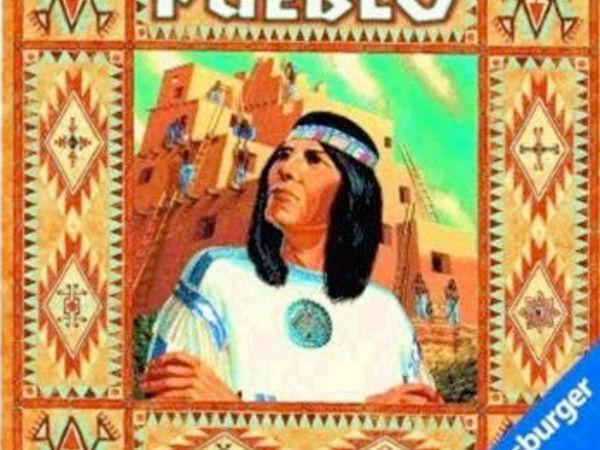 Bild zu Alle Brettspiele-Spiel Pueblo