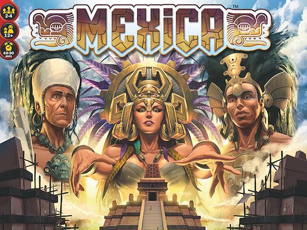 Bild zu Alle Brettspiele-Spiel Mexica