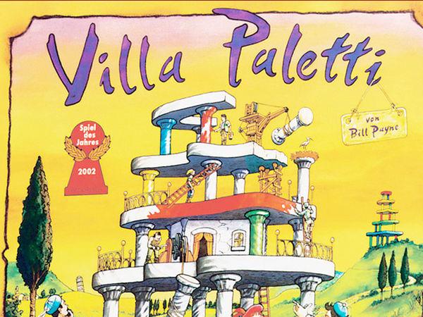 Bild zu Alle Brettspiele-Spiel Villa Paletti