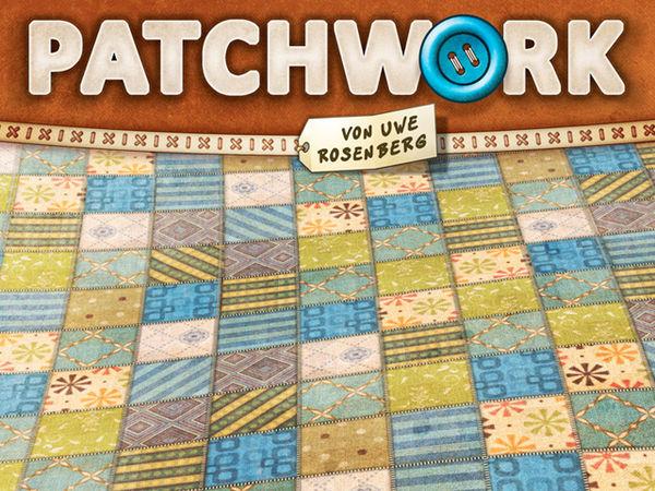 Bild zu Alle Brettspiele-Spiel Patchwork