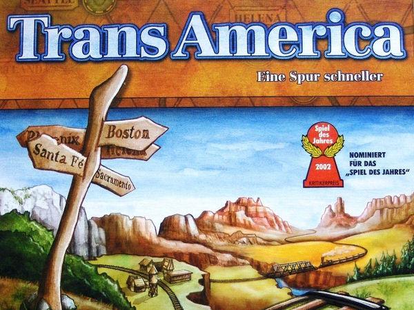 Bild zu Alle Brettspiele-Spiel Trans America