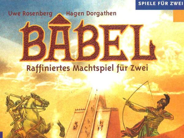 Bild zu Alle Brettspiele-Spiel Babel