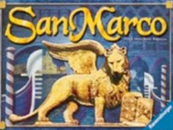 Bild zu Alle Brettspiele-Spiel San Marco