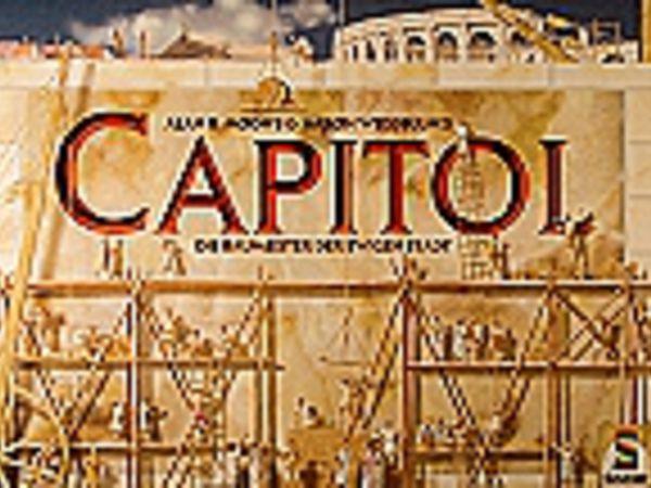 Bild zu Alle Brettspiele-Spiel Capitol