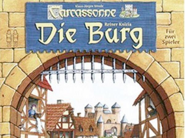 Bild zu Alle Brettspiele-Spiel Carcassonne: Die Burg